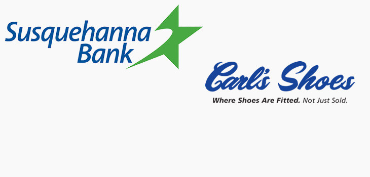 Sponsor a Child ProgramThanks to Susquehana Bank and Carl's Shoes for participating in our Sponsor a Child program!